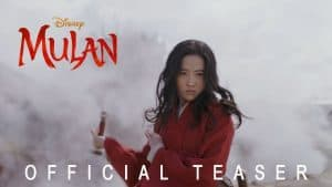 Disney's Mulan Official Trailer