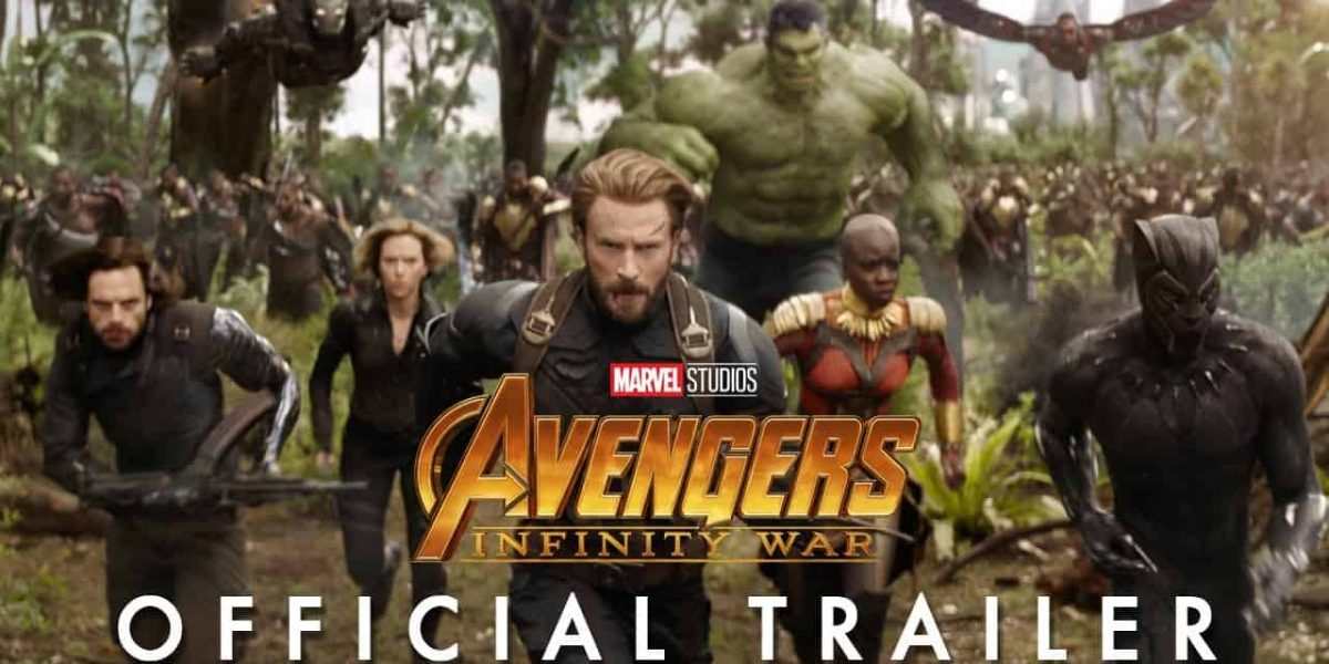 Avengers: Infinity War Official Trailer
