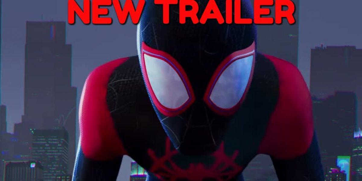 SPIDER-MAN: INTO THE SPIDER-VERSE (ตัวอย่างแรก Official Trailer) ซับไทย