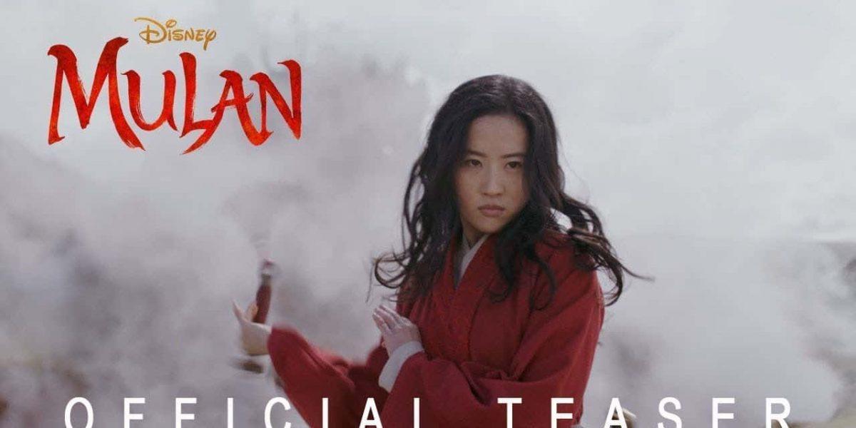 Disney's Mulan Official Trailer